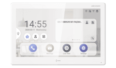 Hikvision DS-KH9510-WTE1 10.1 Inch Android Screen Intercom Alarm CCTV