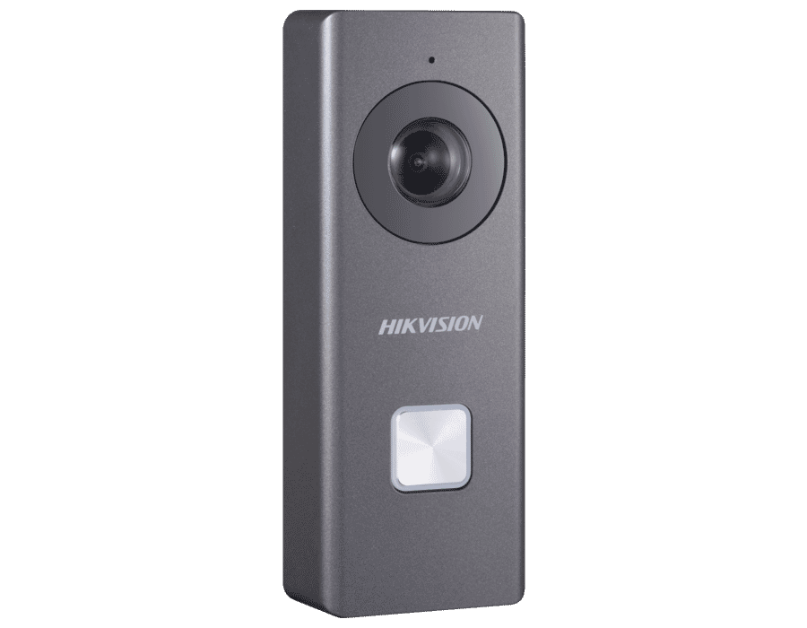 Hikvision DS-KB6003-WIP WiFi HD Video Doorbell 16-24V AC