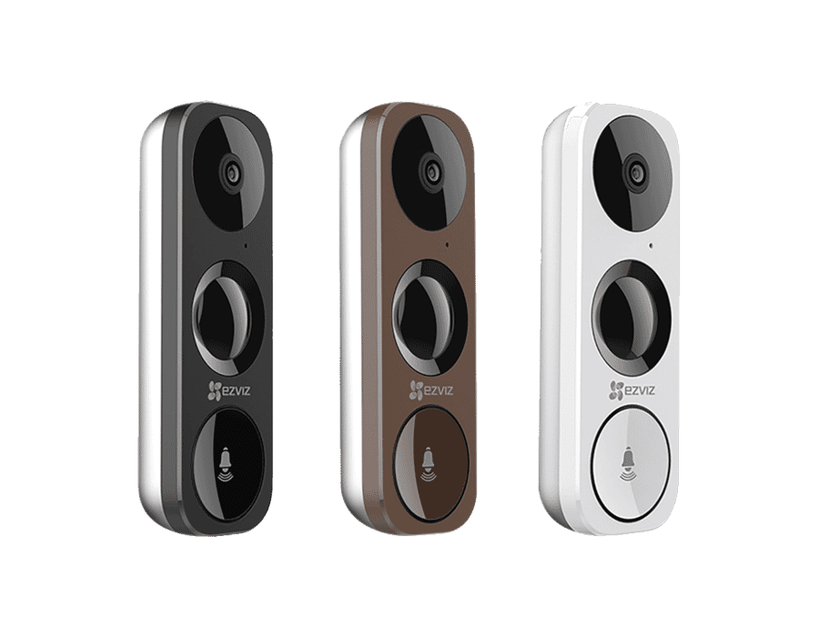 EZVIZ DB1 3MP Smart WiFi Video Doorbell 8~24 VAC