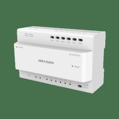 Hikvision DS-KAD706 2-Wire Video Intercom Distributor