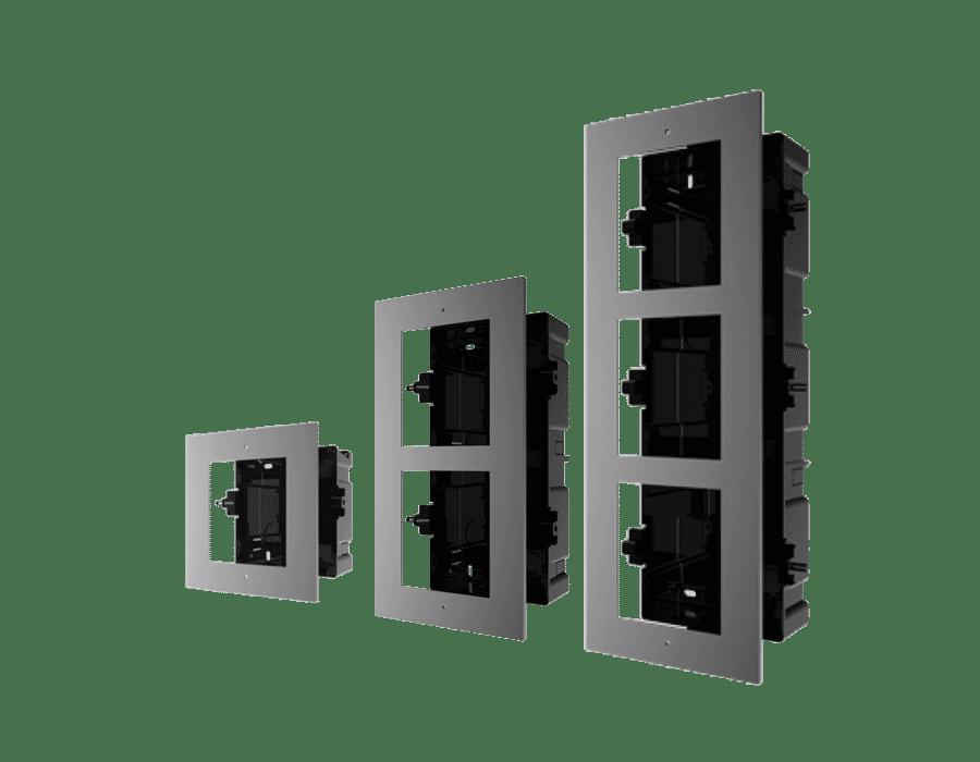 Hikvision DS-KD-ACF Modular Intercom Flush Mount Bracket