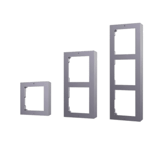 Hikvision DS-KD-ACW Modular Intercom Surface Mount Bracket