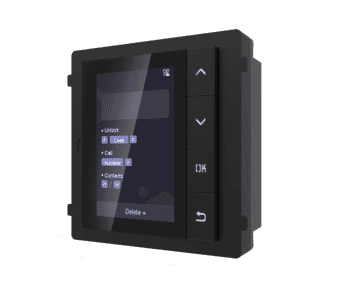 Hikvision DS-KD-DIS Video Intercom Display Module