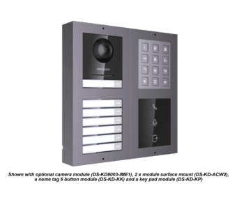 Hikvision DS-KD-IN LED Intercom Indicator Module