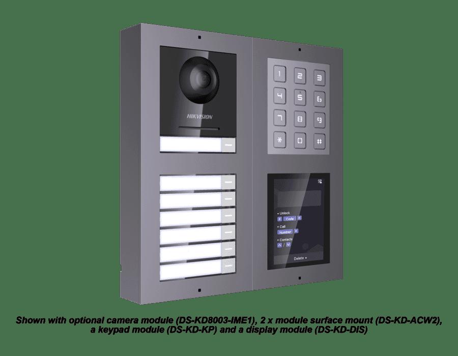 Hikvision DS-KD-KP Intercom Keypad Module