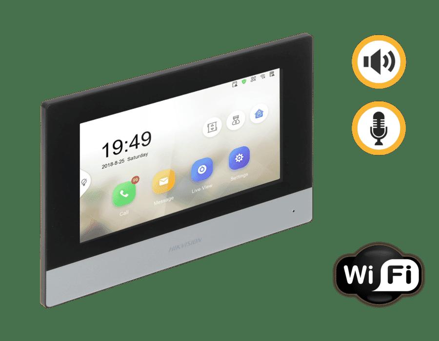 Hikvision DS-KH6320-WTE1 BLACK 7