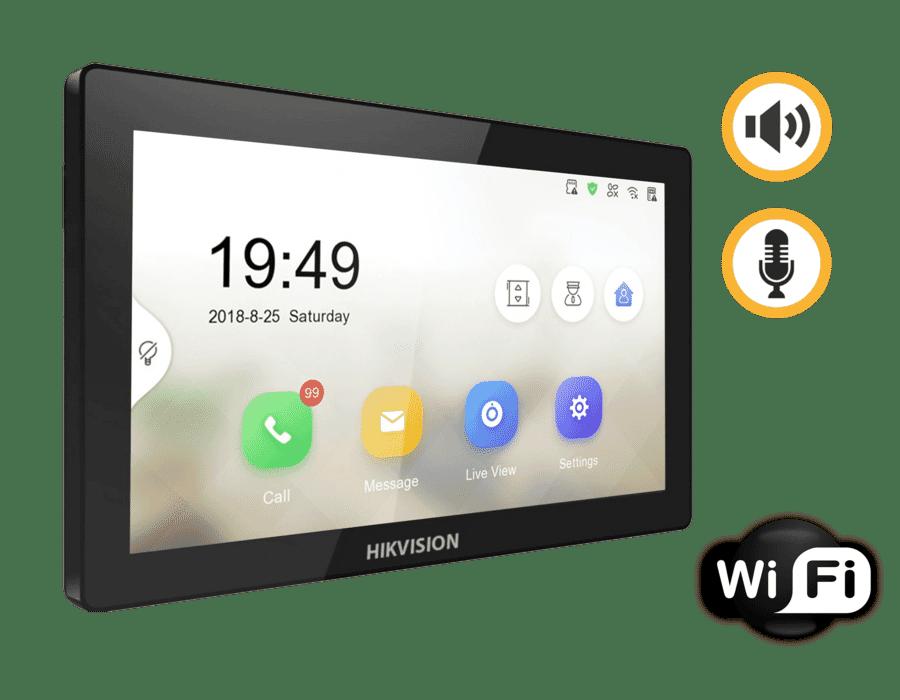 Hikvision DS-KH8520-WTE1 10