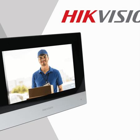How do I Install Hikvision's 2 Wire Modular Video Intercom System