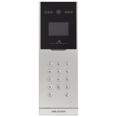 Hikvision DS-KD8002-VM Keypad Video Intercom Door Station