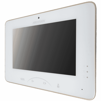 "Hikvision DS-KH8300-T 7"" Touch Screen Indoor Station"