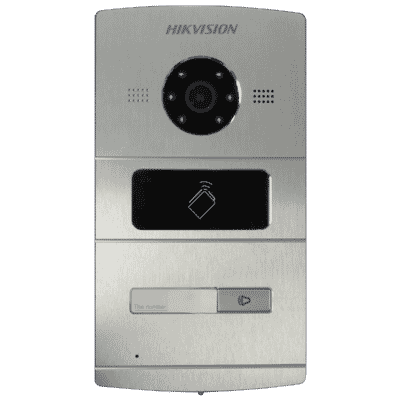 Hikvision DS-KV8102-IM 1 Button Video Intercom Mini Door Station