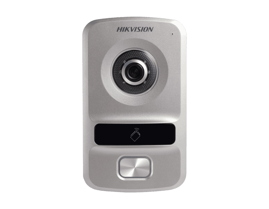 Hikvision DS-KV8102-IP 1 Button Outdoor IP Video Intercom