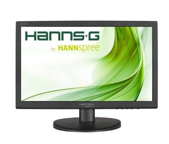 "Hanns.G HE196APB 18.5"" Monitor 1366x768 VGA"