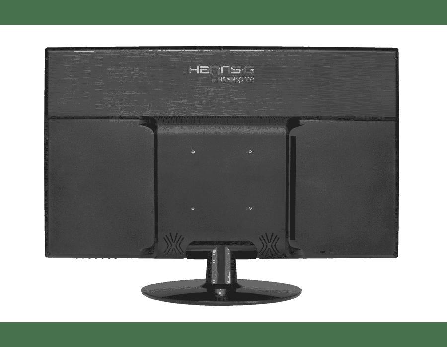"Hanns.G HL274HPB 27"" PC Monitor 1920x1080 VGA DVI HDMI"