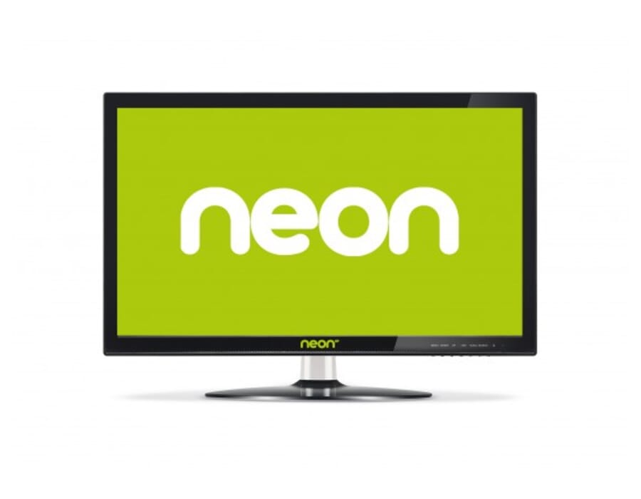 "NEON 21.5"" 1080p HD LED CCTV Monitor"