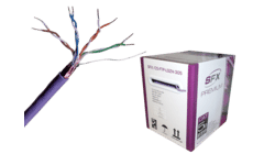 Cat5e FTP LSZH Network Cable in a 305m Box