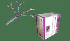Cat5e UTP LSZH White Network Cable 305m Box
