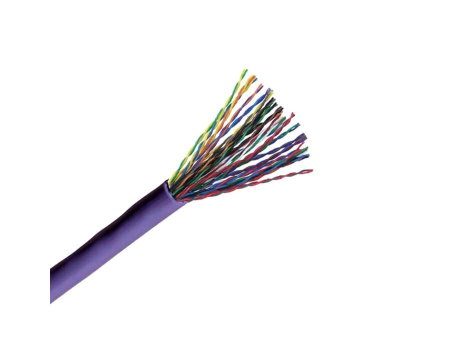 Cat5e LSZH Multi-core 25 pair Network Cable