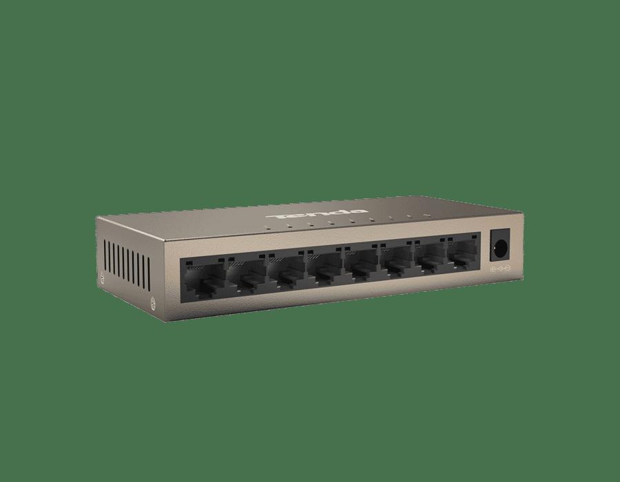 Tenda TEG1008M Compact 8 Port Gigabit Switch