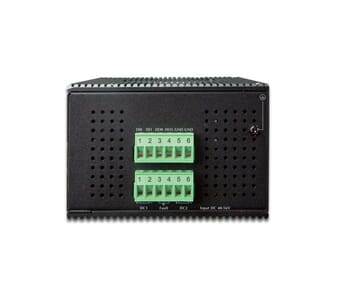 Planet IGS-5225-4UP1T2S 4 Port Ultra POE Industrial Switch