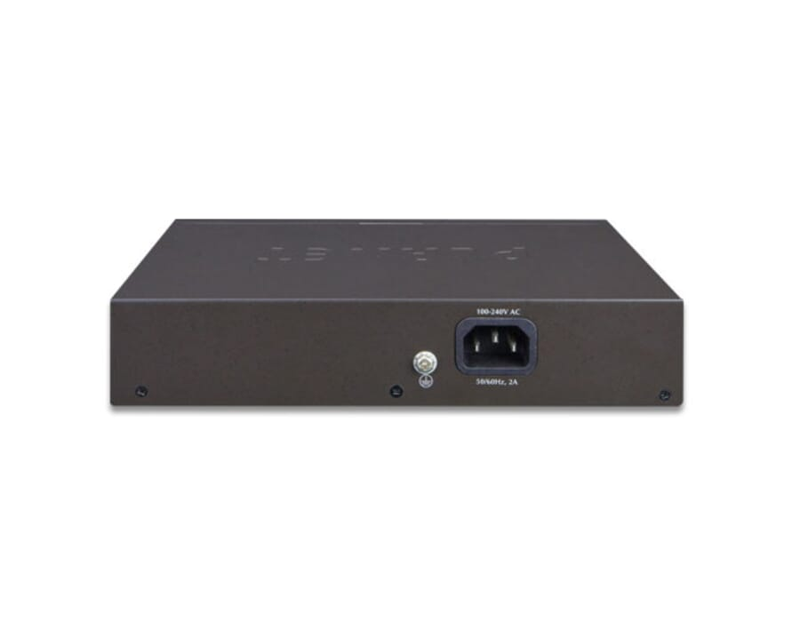 Planet FGSD-1008HPS POE 10/100 switch 2x Gigabit