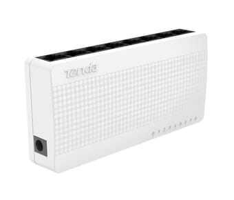 Tenda S108 8-port 10/100Mbps Ethernet Switch