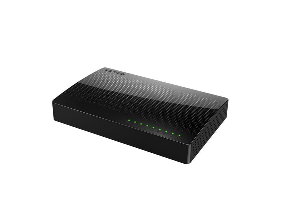 Tenda SG108 8-Port Gigabit Desktop Switch