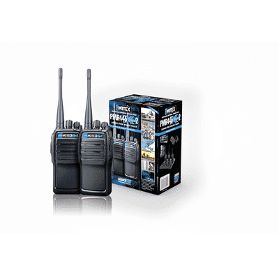 Mitex 446 Xtreme2 License Free UHF Twin Pack 1500mah