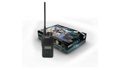 Mitex Pro High Power UHF Radio - Single Pack