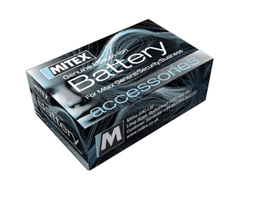 Mitex General Security PRO PMR446 PMR446P Battery Pack