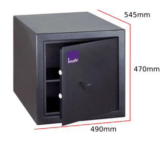 Insafe S2 Size 3 deep Safe