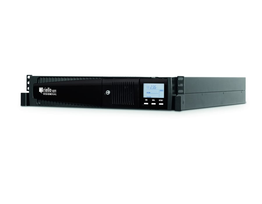 Riello Vision Dual 2200VA UPS Battery Backup