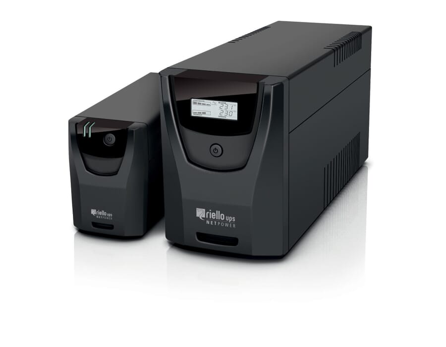 Riello Net Power 800VA UPS Battery Backup