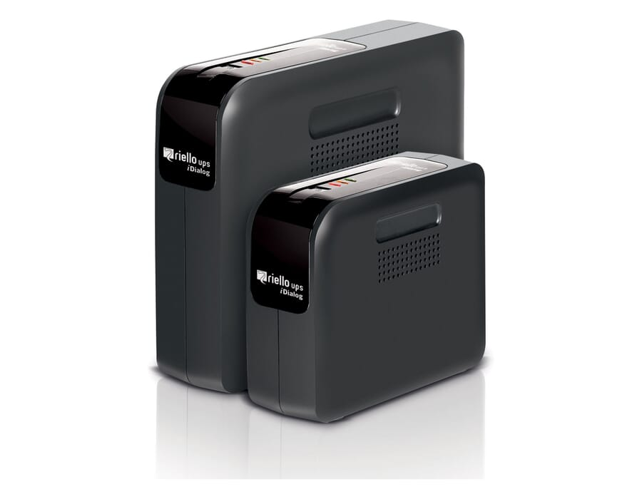 Riello IDialog 600VA UPS Battery Backup