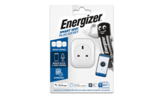 Energizer Smart WiFi Plug with Voice and App Control