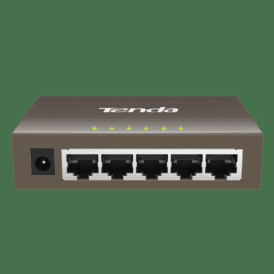 Tenda TEG1005D 5 Port Compact Gigabit Network Switch