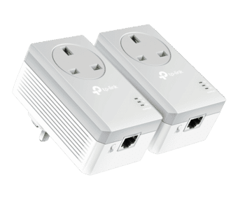 TP-Link TL-PA4010P AV600 Powerline with Pass Through Plug