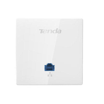 Tenda W6-S 2.4GHz 11n 300Mbps In Wall Access Point