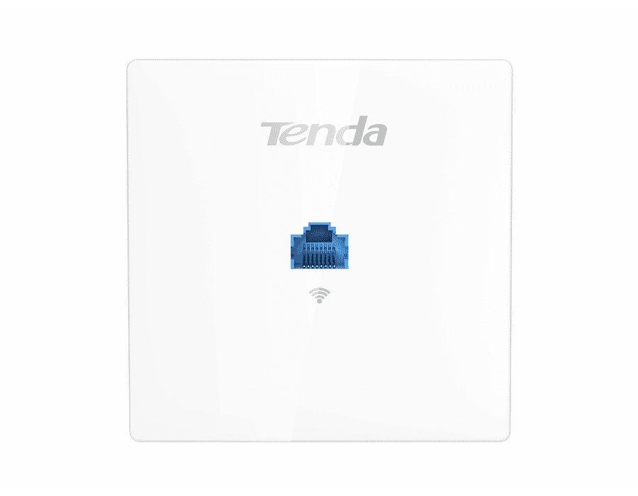 Tenda W9 Dual Band 11AC 1200Mbps In Wall Access Point