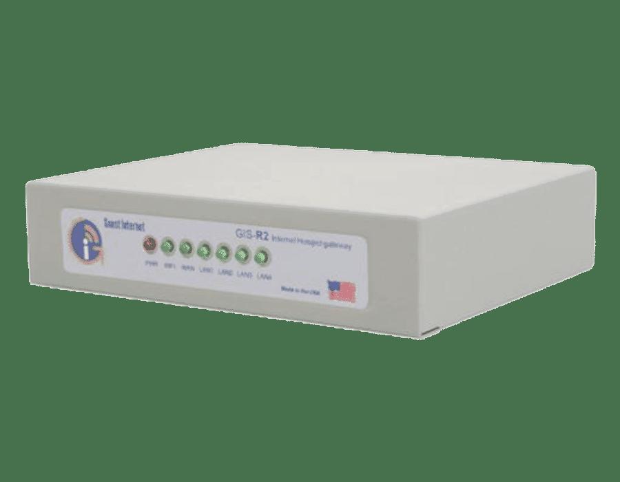Guest Internet Solutions GIS-R4 WiFi Gateway