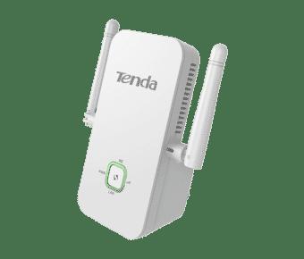 Tenda A301 2.4GHz N300 WiFi Bridge Range Extender and AP