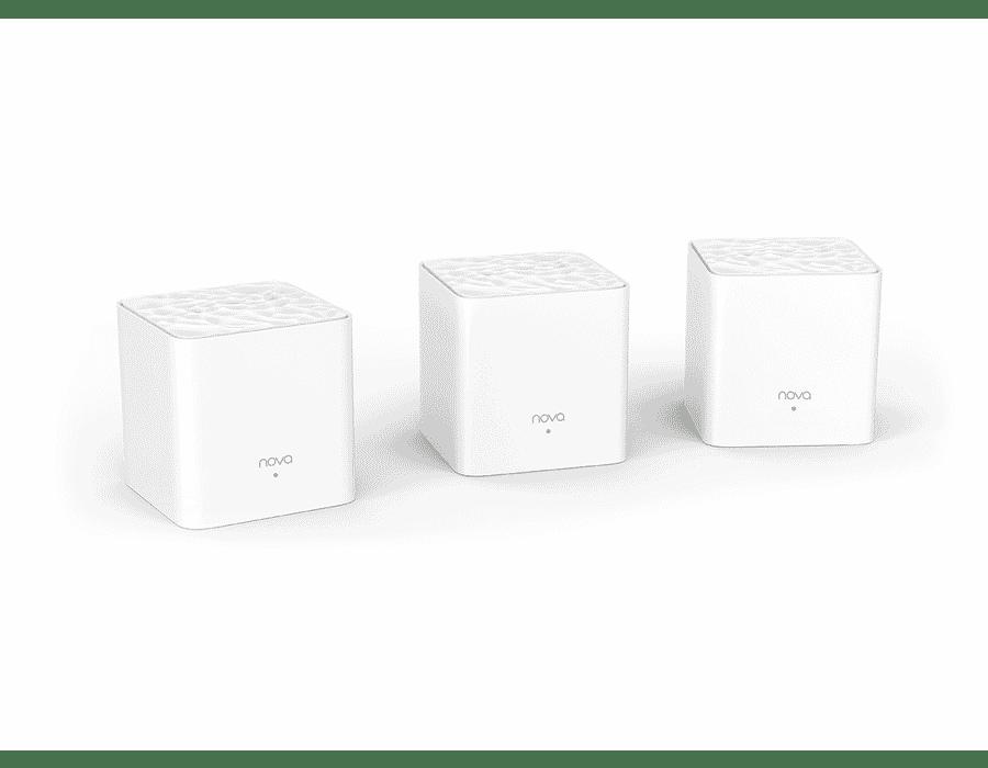 Tenda Nova MW3 WiFi Range Extender Mesh System