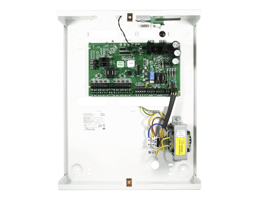 Pyronix EURO-ZEM8+PSU 8 Input Wired Expander with PSU