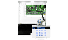 Pyronix EURO MINI-P 10 area metal control panel RKP Prox