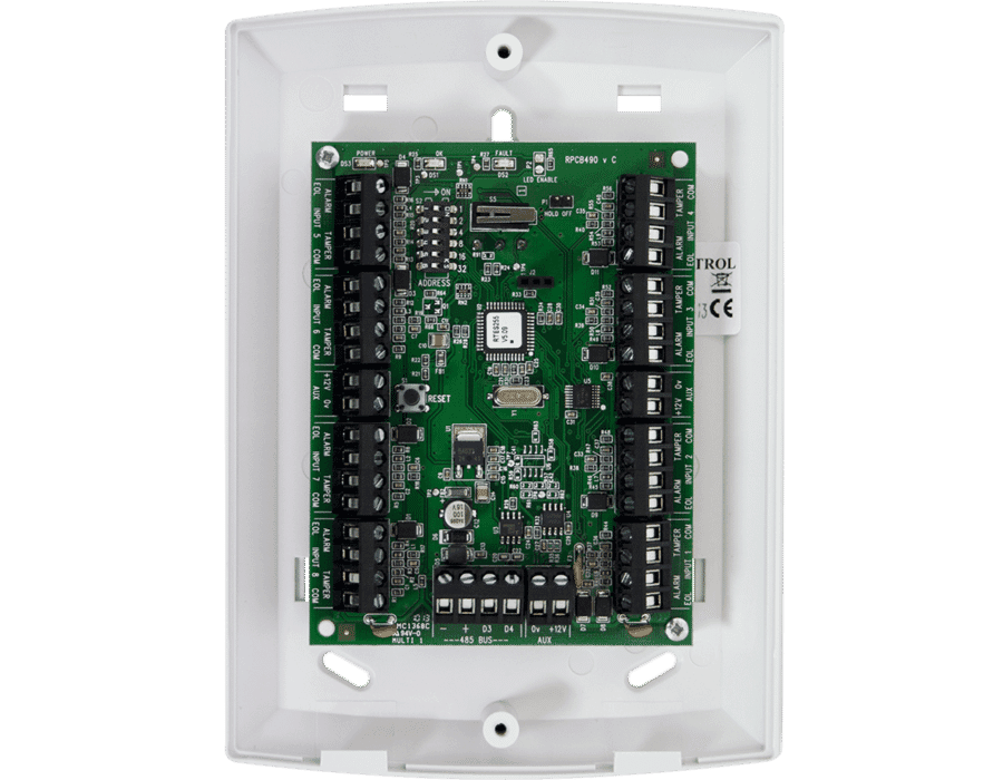 Pyronix EURO-ZEM8 8 Input Wired Expander