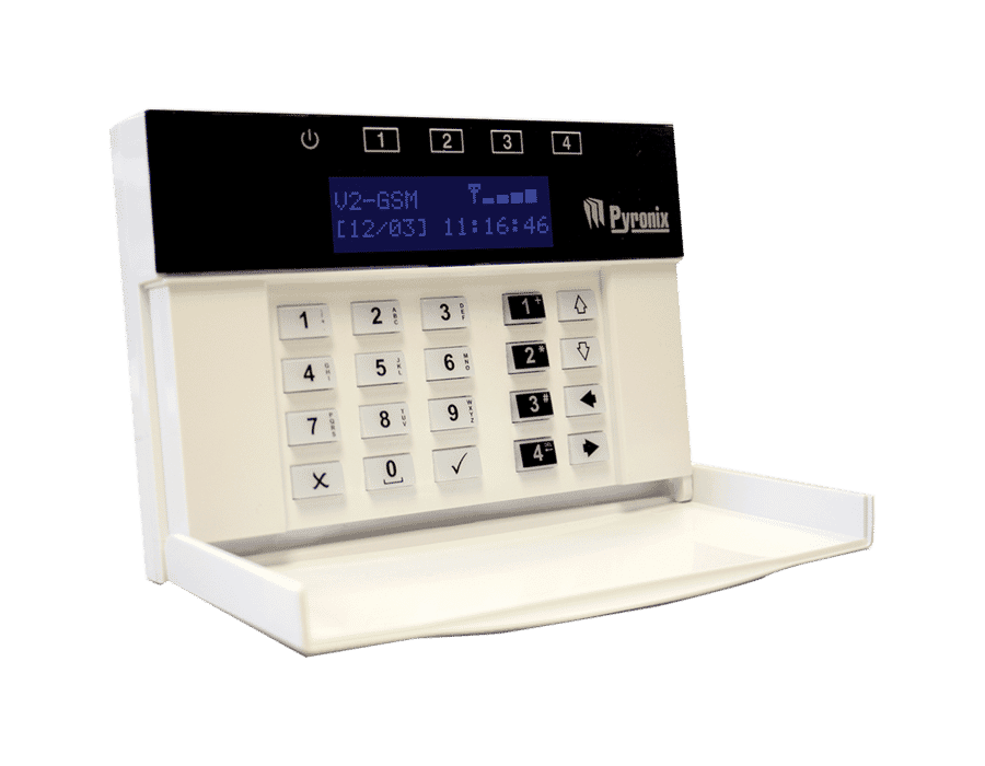 Pyronix GSM Speech dialer with automation control