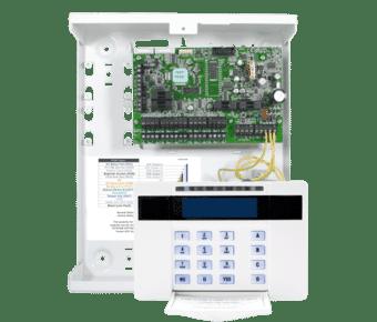 Pyronix Euro 46 V10 Hybrid Alarm Panel Small