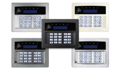 Pyronix keypad Casing for LCD and Wireless Keypads