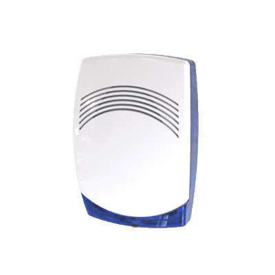 CQR Piccolo Internal sounder white with strobe