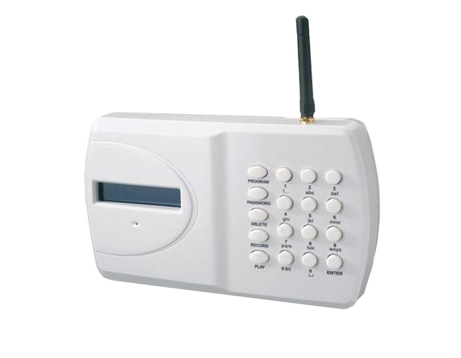 GJD 710 GSM Text Message Communicator